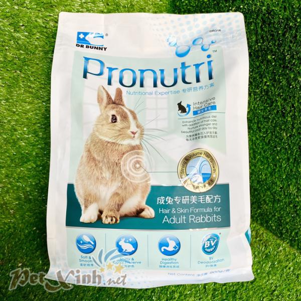 Thức ăn cho thỏ lớn Dr Bunny Pronutri