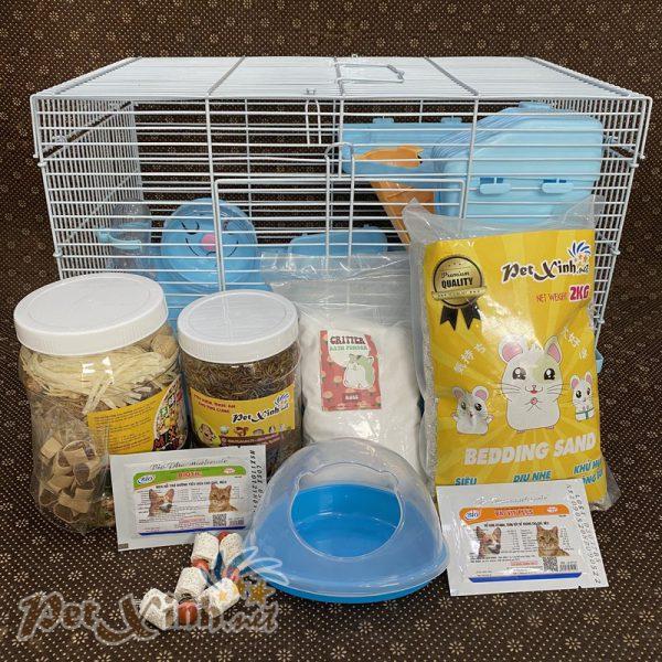 combo hamster