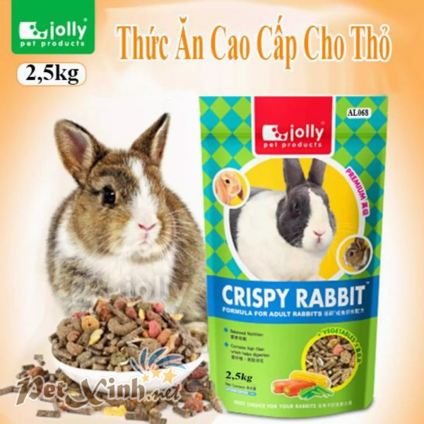 jolly crispy rabbit