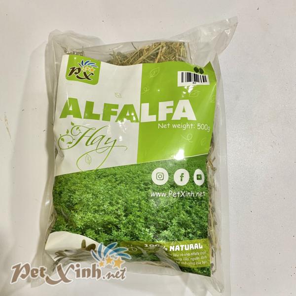 cỏ khô alfalfa